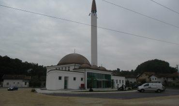 Džamija u Matuzićima u općini Doboj Jug