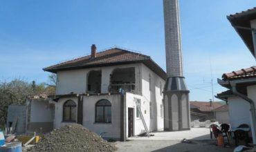 Rekonstrukcija džamije u Raduši.